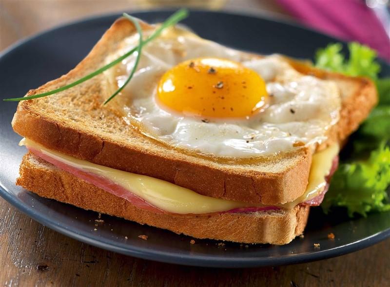 Тосты на завтрак картинки